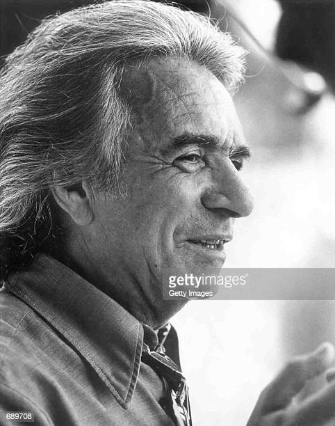 Director Arthur Hiller poses for a portrait in this undated photo Hiller will receive the Directors Achievement Award at the 13th Annual Nortel...