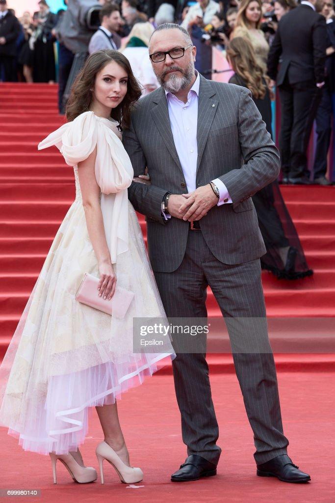 39-th Moscow International Film Festival - Opening Red Carpet Arrivals : Nachrichtenfoto