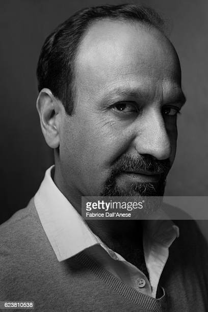 Director Asghar Farhadi is photographed for MovieMaker Magazine on September 10 2016 in Toronto Canada
