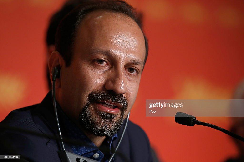 """The Salesman "" Press Conference - The 69th Annual Cannes Film Festival"
