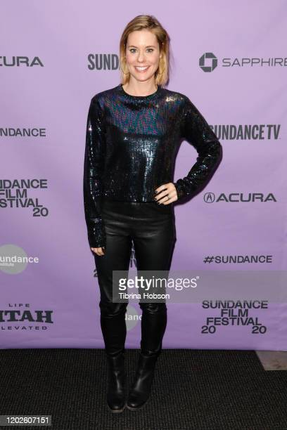 Director Ashley WIlliams of Meats attends the 2020 Sundance Film Festival Shorts Program 2 at Temple Theater on January 28 2020 in Park City Utah
