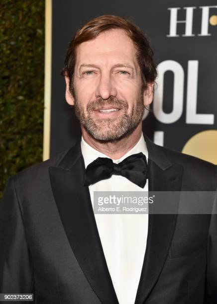 Director at MGM Holdings Inc Kevin Ulrich attends The 75th Annual Golden Globe Awards at The Beverly Hilton Hotel on January 7 2018 in Beverly Hills...