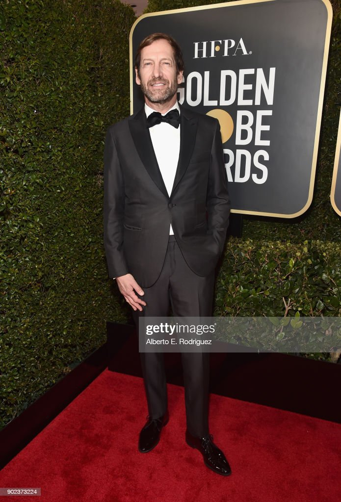 Director at MGM Holdings Inc. Kevin Ulrich attends The 75th Annual Golden Globe Awards at The Beverly Hilton Hotel on January 7, 2018 in Beverly Hills, California.