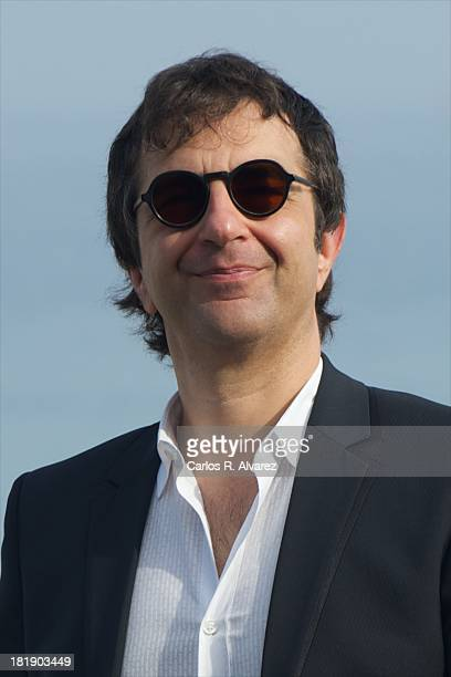 "Director Atom Egoyan attends the ""Devil's Knot"" photocall at the Kursaal Palace during the 61st San Sebastian International Film Festival on..."