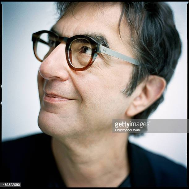 Director Atom Egoyan Christopher Plummer is photographed for The Globe and Mail on September 15 2015 in Toronto Ontario