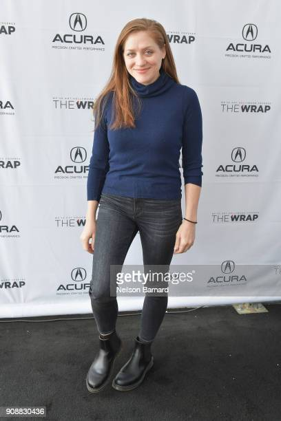 Director Augustine Frizzell of 'Never Goin' Back' attends the Acura Studio at Sundance Film Festival 2018 on January 22 2018 in Park City Utah