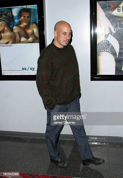 Director Austin Chick during New York Premiere of XX/XY at the Gen Art Eighth Annual Film Festival at Loews Astor Plaza in New York City New York...