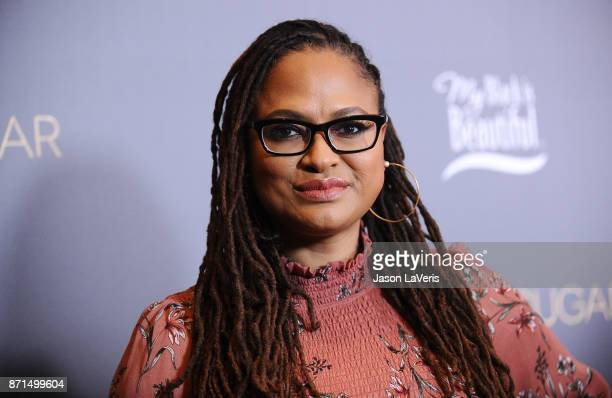 Director Ava DuVernay attends a taping of Queen Sugar AfterShow at OWN on November 7 2017 in West Hollywood California