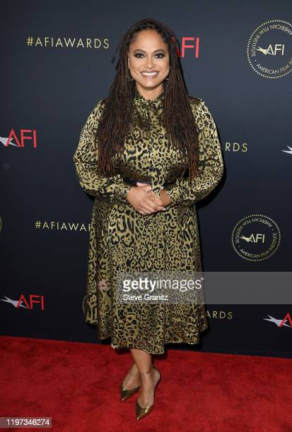 Director Ava DuVernay attends the 20th Annual AFI Awards at Four Seasons Hotel Los Angeles at Beverly Hills on January 03, 2020 in Los Angeles,...