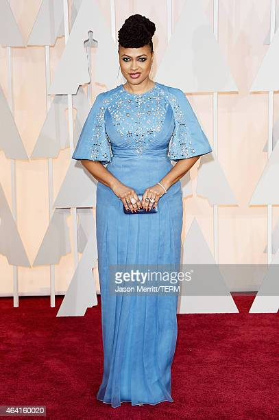 Director Ava DuVernay attends the 87th Annual Academy Awards at Hollywood Highland Center on February 22 2015 in Hollywood California