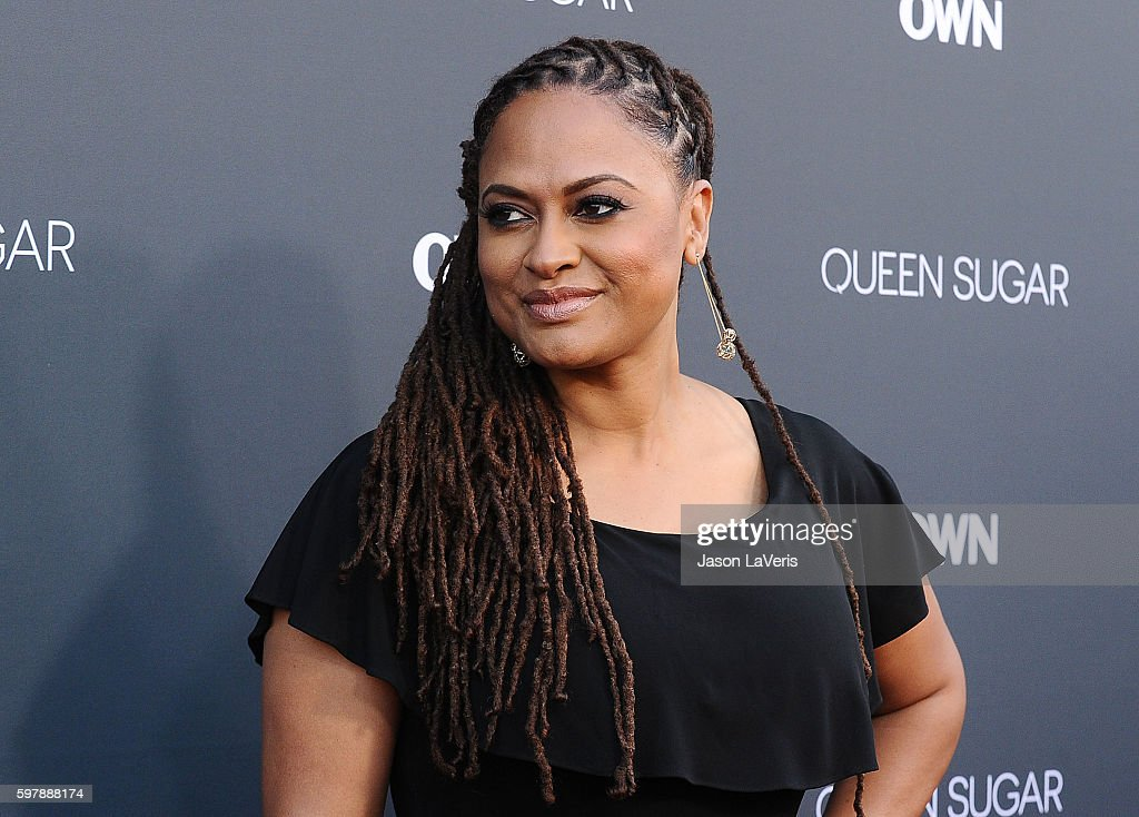 Director Ava DuVernay attends the premiere of 'Queen Sugar' at Warner Bros. Studios on August 29, 2016 in Burbank, California.