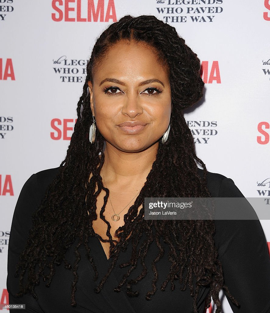 Director Ava DuVernay attends the 'Selma' and the Legends Who Paved the Way gala at Bacara Resort on December 6, 2014 in Goleta, California.