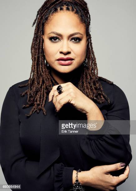 Director Ava DuVernay is photographed at the 76th Annual Peabody Awards at Cipriani Wall Street on May 20 2017 in New York City