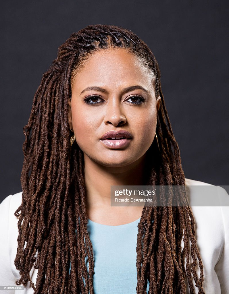 Director Ava DuVernay is photographed for Los Angeles Times on September 26, 2016 in Los Angeles, California. PUBLISHED IMAGE.