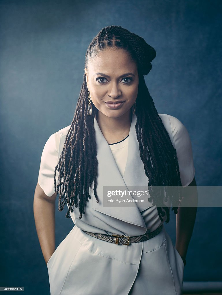 Oprah Winfrey and Ava DuVernay, The Hollywood Reporter, February 18, 2015