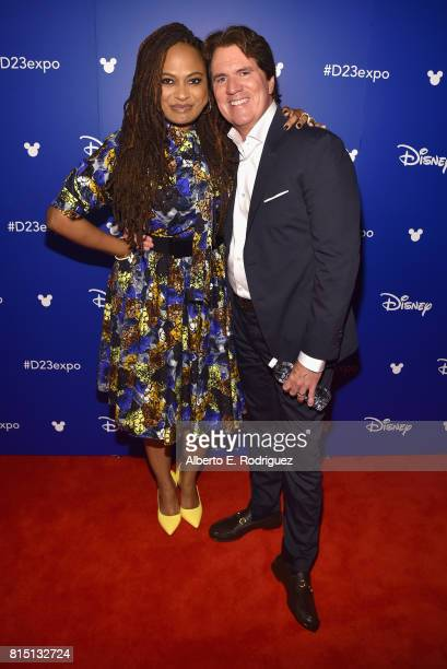 Director Ava DuVernay of A WRINKLE IN TIME and director Rob Marshall of MARY POPPINS RETURNS took part today in the Walt Disney Studios live action...