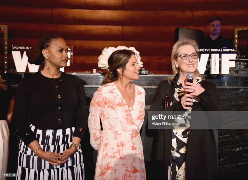 Tenth Annual Women In Film Pre-Oscar Cocktail Party Presented By Max Mara And BMW - Inside : News Photo