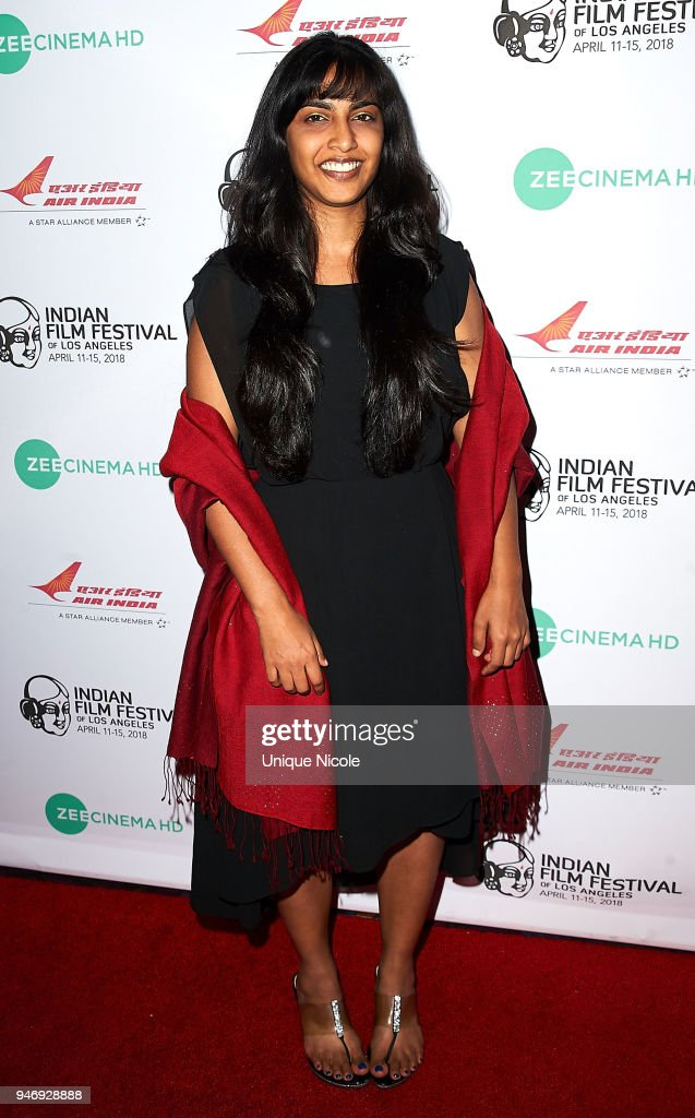 Director Ayesha Anna Ninan attends the Closing Night Red Carpet 16th Annual Indian Film Festival Of Los Angeles at Regal Cinemas L.A. Live on April 15, 2018 in Los Angeles, California.