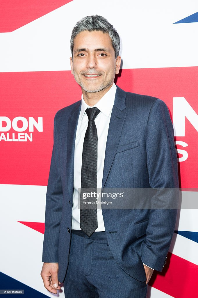 Director Babak Najafi attends the premiere of Focus Features' 'London Has Fallen' at ArcLight Cinemas Cinerama Dome on March 1, 2016 in Hollywood, California.