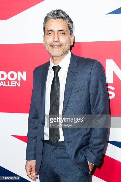 Director Babak Najafi attends the premiere of Focus Features' 'London Has Fallen' at ArcLight Cinemas Cinerama Dome on March 1 2016 in Hollywood...