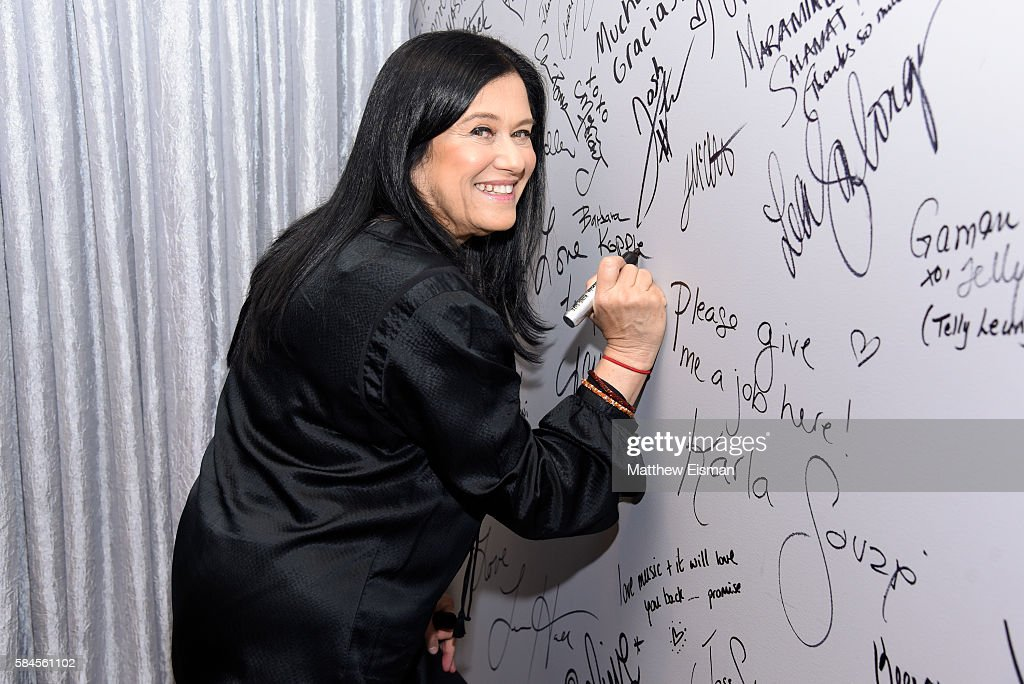 "AOL Build Presents Sharon Jones And Barbara Kopple Discussing The Documentary ""Miss Sharon Jones!"" : News Photo"