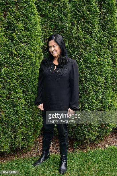 Director Barbara Kopple attends the 21st Annual Hamptons International Film Festival on October 11, 2013 in East Hampton, New York.