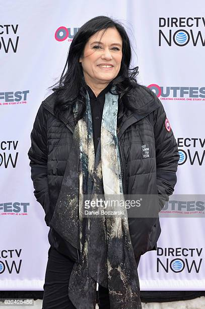 Director Barbara Kopple attends the 21st Outfest Queer Bruch At Sundance Presented By DIRECTV NOW at Grub Steak on January 22 2017 in Park City Utah