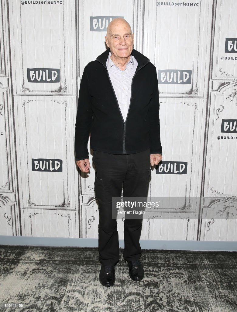 Director Barbet Schroeder attend Build to discuss his film 'Amnesia' at Build Studio on July 17, 2017 in New York City.