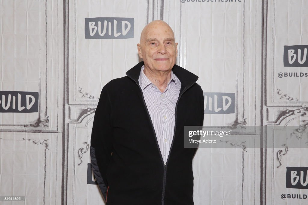 Director Barbet Schroeder visits Build to discuss the film 'Amnesia' at Build Studio on July 17, 2017 in New York City.