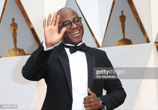 Director Barry Jenkins arrives at the 89th Annual Academy Awards at Hollywood Highland Center on February 26 2017 in Hollywood California