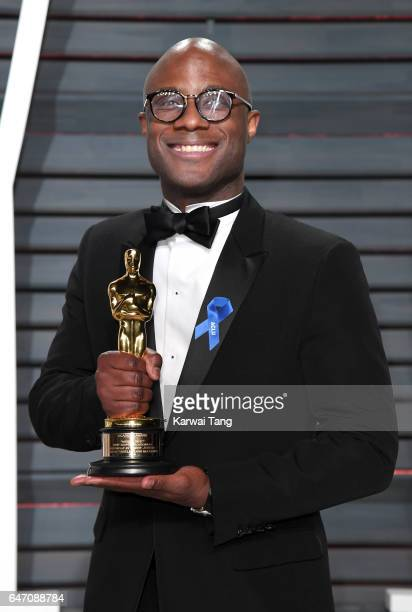 Director Barry Jenkins arrives for the Vanity Fair Oscar Party hosted by Graydon Carter at the Wallis Annenberg Center for the Performing Arts on...