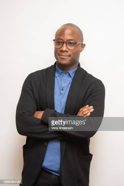 Director Barry Jenkins at the If Beale Street Could Talk Press Conference at the Four Seasons Hotel on November 17 2018 in Beverly Hills California