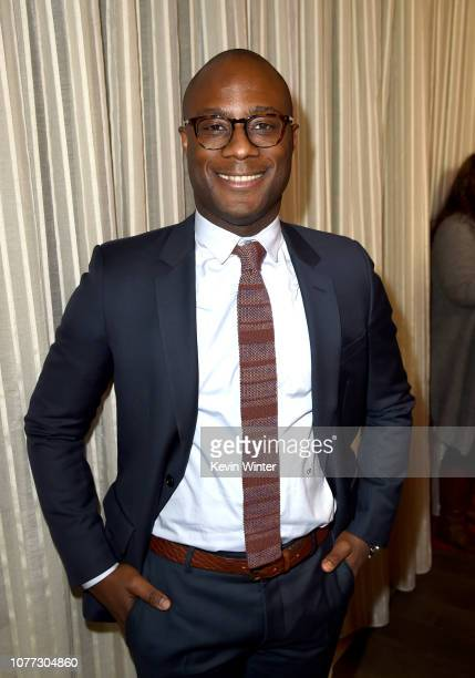 Director Barry Jenkins attends the 19th Annual AFI Awards at Four Seasons Hotel Los Angeles at Beverly Hills on January 4 2019 in Los Angeles...