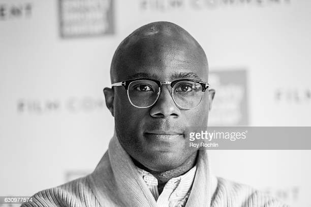 Director Barry Jenkins attends the 2016 Film Society Of Lincoln Center and Film comment luncheon at Scarpetta on January 4, 2017 in New York City.