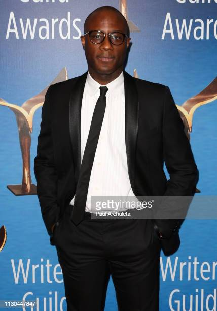Director Barry Jenkins attends the 2019 Writers Guild Awards LA ceremony at The Beverly Hilton Hotel on February 17 2019 in Beverly Hills California