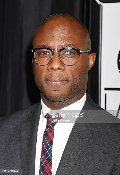 Director Barry Jenkins attends the 42nd annual Los Angeles Film Critics Association Awards at InterContinental Los Angeles Century City on January 14...