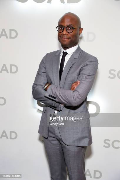 Director Barry Jenkins attends the 'Discovery Award' presentation during the 21st SCAD Savannah Film Festival on November 1 2018 in Savannah Georgia