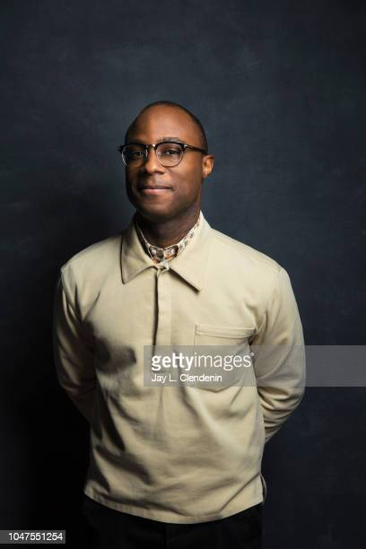 Director Barry Jenkins from 'If Beale Street Could Talk' is photographed for Los Angeles Times on September 8 2018 in Toronto Ontario PUBLISHED IMAGE...