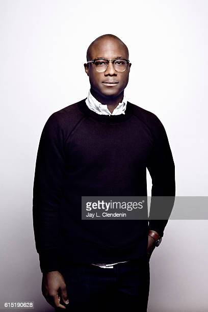 Director Barry Jenkins from the film 'Moonlight' poses for a portraits at the Toronto International Film Festival for Los Angeles Times on September...