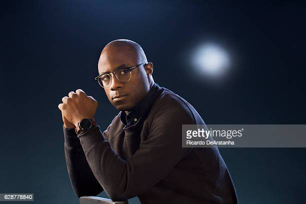Director Barry Jenkins of 'Moonlight' is photographed for Los Angeles Times on November 8 2016 in Los Angeles California PUBLISHED IMAGE CREDIT MUST...