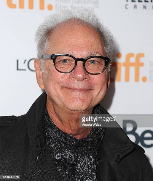 """Director Barry Levinson arrives at """"The Humbling"""" Premiere during the 2014 Toronto International Film Festival at The Elgin on September 4, 2014 in..."""