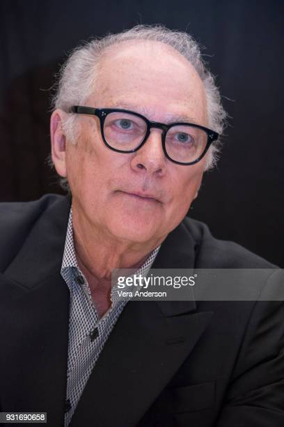 Director Barry Levinson at the 'Paterno' Press Conference at the Montage Hotel on March 13 2018 in Beverly Hills California