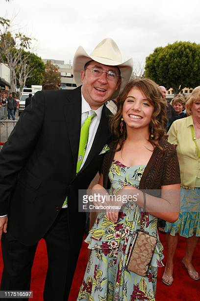 Director Barry Sonnenfeld and Chloe Sonnenfeld during Los Angeles Premiere of Columbia Pictures' RV at Mann Village Theatre in Westwood California...