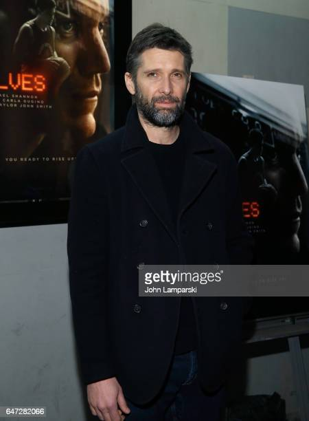 Director Bart Freundlich attends 'Wolves' special screening at IFC Center on March 2 2017 in New York City