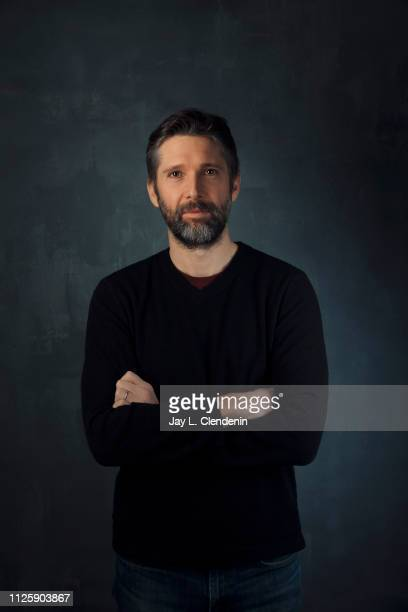 Director Bart Freundlich, from 'After the Wedding' is photographed for Los Angeles Times on January 25, 2019 at the 2019 Sundance Film Festival, in...