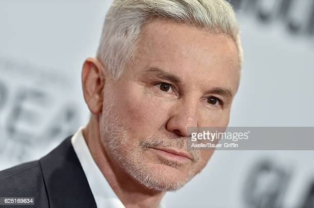 Director Baz Luhrmann arrives at Glamour Women of the Year 2016 at NeueHouse Hollywood on November 14 2016 in Los Angeles California