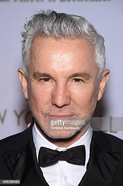 Director Baz Luhrmann attends The New York Ball The 20th Anniversary Benefit For The European School Of Economics at Trump Tower on November 19 2014...