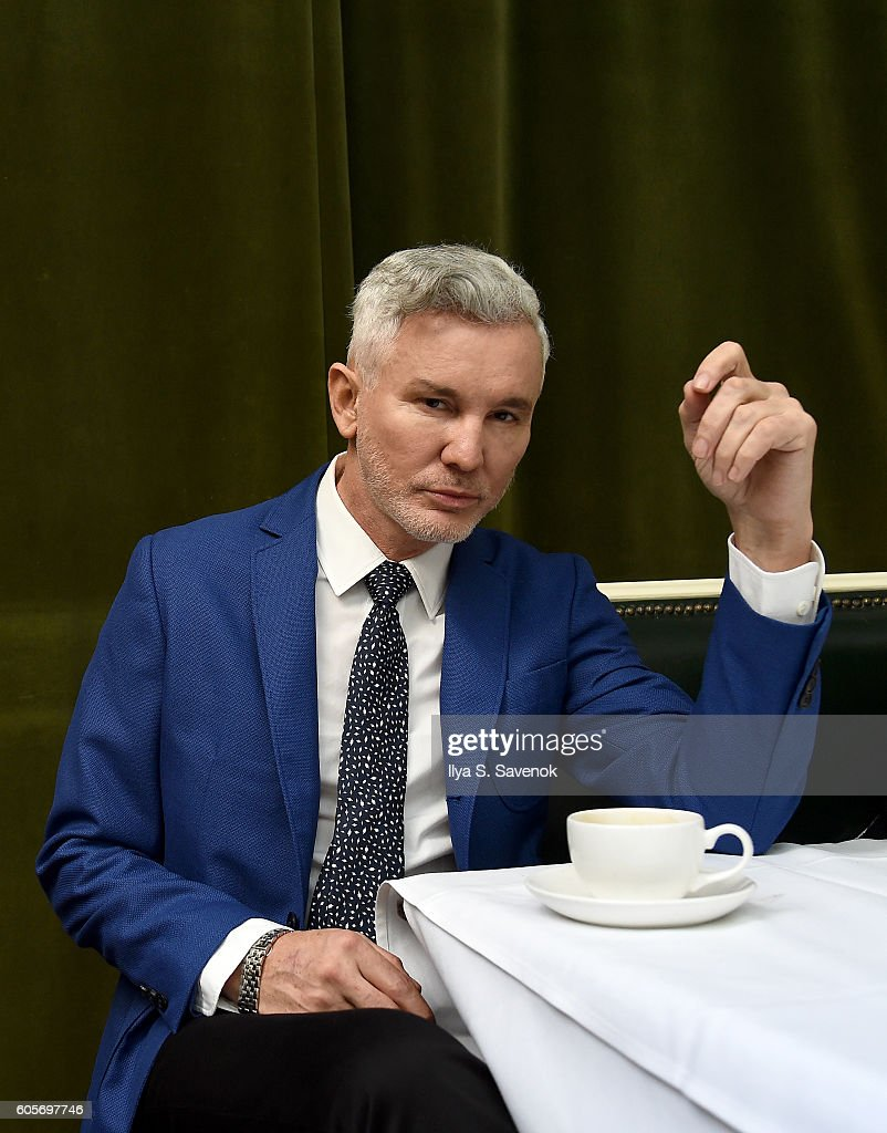 Tea At The Beatrice Inn With Glenn O'Brien Featuring Baz Luhrmann