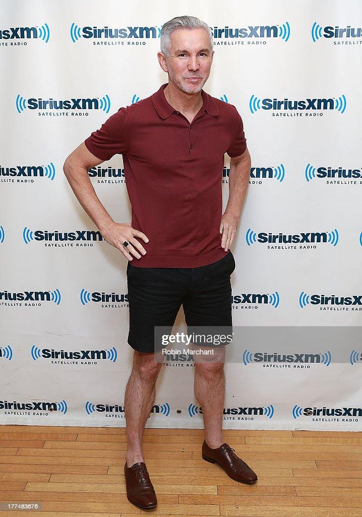 Celebrities Visit SiriusXM Studios - August 23, 2013