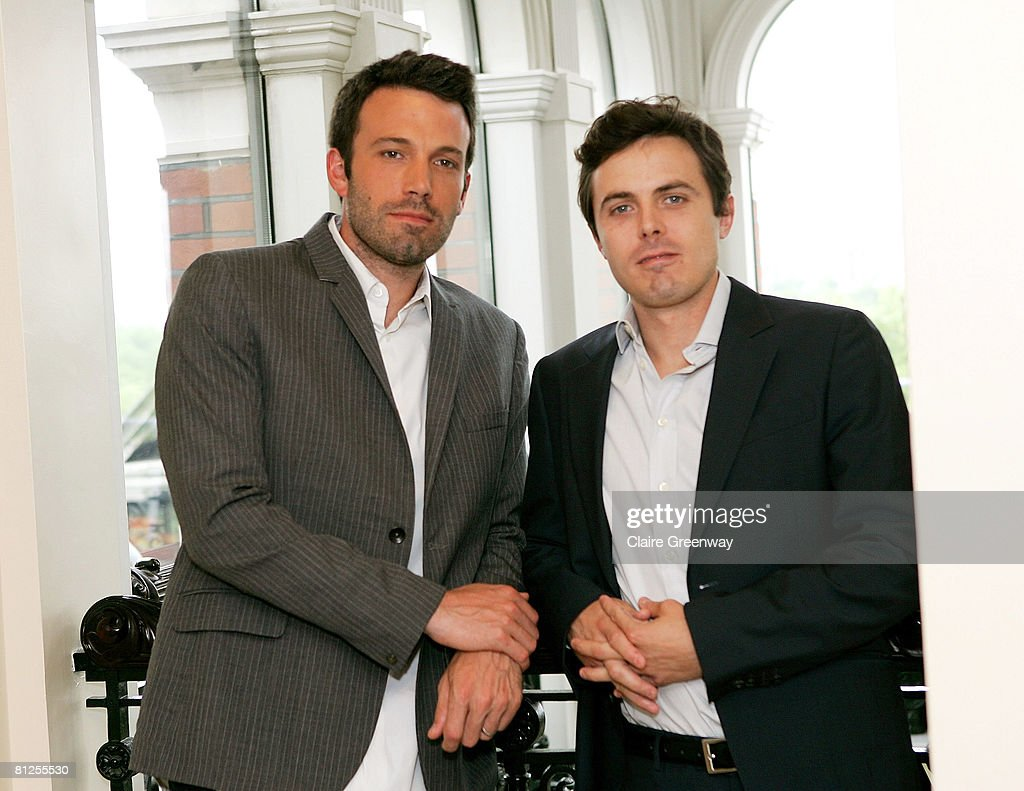 'Gone baby Gone' - Affleck Brothers Photocall